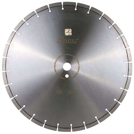 Диск алмазный 1A1RSS/C3-W 350*3,2/2,2*25,4-11,5-25-ARP 40*3,2*10 R165 Green Concrete