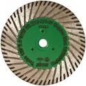 Диск алмазный Turbo 125-22,225 DUPLEX