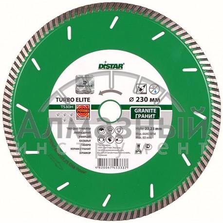 Диск алмазный Turbo 230x2,6x9x22,23 Universal