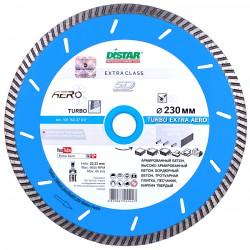 Диск алмазный Turbo 230*2.4*9*22.225 Extra Aero