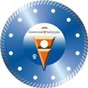Диск алмазный Turbo 105 Бетон 3 Premium Tu-dee