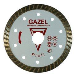 Диск алмазный GAZEL Turbo 180 Бетон 2 Profi
