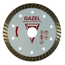 Диск алмазный GAZEL Turbo 230 Бетон 2 MASTER