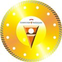 Диск алмазный Turbo 230 Мрамор 40 Standart
