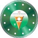 Диск алмазный Turbo 230 Гранит 6,5 Standart