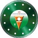Диск алмазный Turbo 125 Гранит 6 Professional