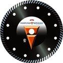 Диск алмазный Turbo 125 Жбетон 8 Super