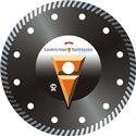 Диск алмазный Turbo 230 F Жбетон 10 Professional