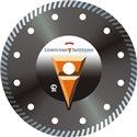 Диск алмазный Turbo 125 Жбетон 3,5 Standart