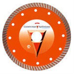 Диск алмазный Turbo 230 Кирпич 9 Premium
