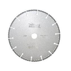 Диск алмазный по металлу F/MT 125-22,2