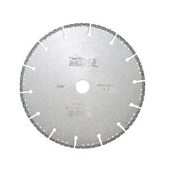 Диск алмазный по металлу F/MT 230-22,2