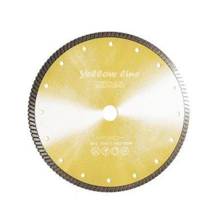 Диск алмазный Yellow Line Turbo Beton 125x22,2x10x2,0