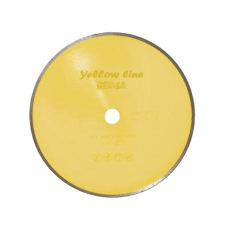 Диск алмазный Yellow Line Ceramics 125x22,2x5,0x1,6
