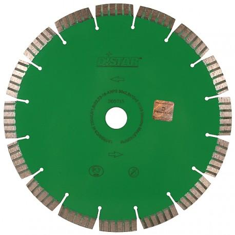 Диск алмазный 1A1RSS/C3-W 125*2.2/1.5*22,225-10-RPS 34/30*2.2*8+2 R55 Maestro