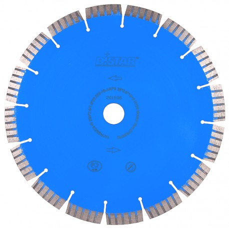 Диск алмазный 1A1RSS/C3-W 125*2.2/1.5*22,225-10-RPS 34/30*2.2*8+2 R55 Meteor