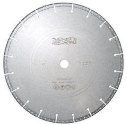 Алмазный диск для резки рельс