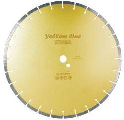 Алмазный диск эконом линейки Yellow Line Beton