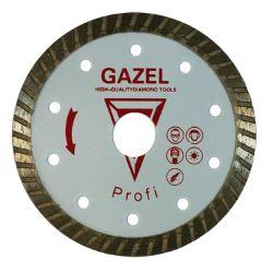 Алмазный диск бюджетной серии GAZEL